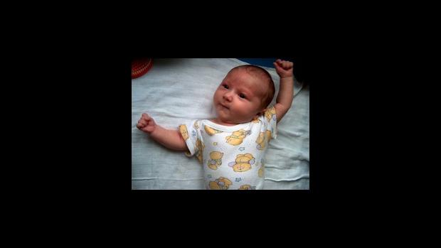 Jaká by měla být hmotnost novorozence ? - obrázek