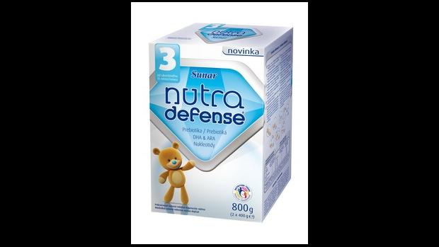 Nutradefense – nyní ještě blíže mateřskému mléku - obrázek