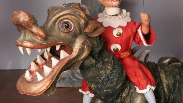 Za romantickým světem cirkusových manéží do Prachatic: Muzeum české loutky a cirkusu - obrázek