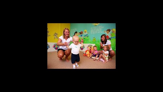 Dovolená s dětským klubem je už i pro nejmenší děti - obrázek