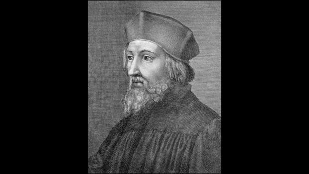 Mistr Jan Hus, státní svátek České republiky - obrázek