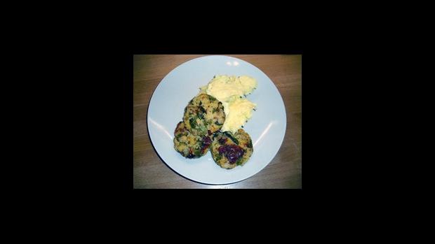 Zeleninové karbanátky - obrázek
