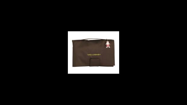Soutěž o velmi elegantní a zároveň praktickou přebalovací tašku Melobaby - obrázek