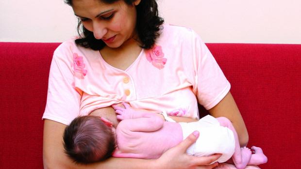 Fyziologie kojení - obrázek
