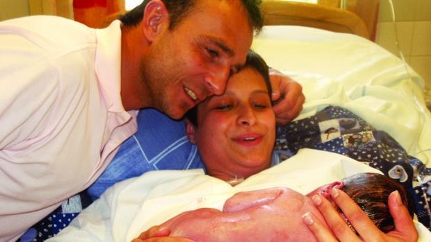 Hojení porodních poranění - obrázek