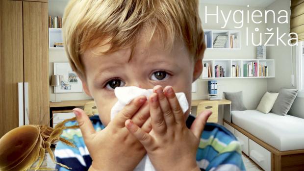 Alergie a hygiena lůžka - obrázek