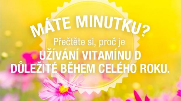 Vitamín D - obrázek