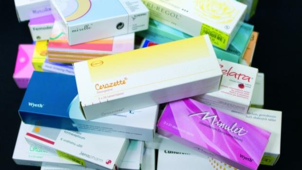 Hormonální antikoncepce - obrázek