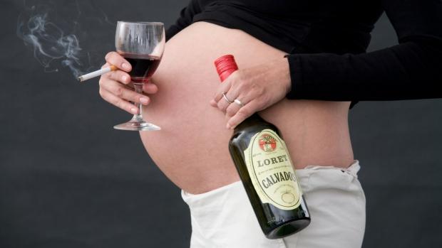 Alkohol a těhotenství - obrázek