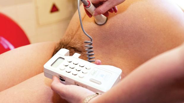 Ultrazvukový snímač srdečních ozev plodu