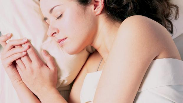 Spánek těhotné - obrázek