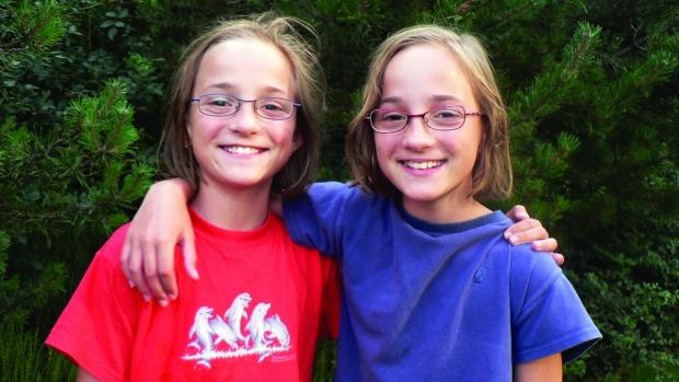 Vývoj zrakové ostrosti u dětí - obrázek
