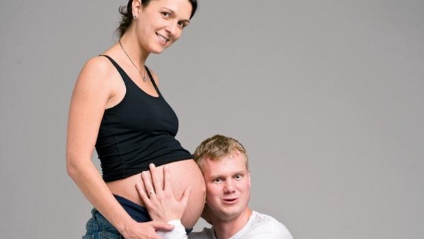 Jak se pozná začátek porodu - obrázek