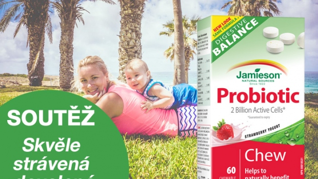 Soutěž o balení probiotik - obrázek