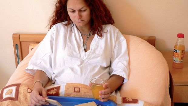 Drobné obtíže na začátku těhotenství - obrázek