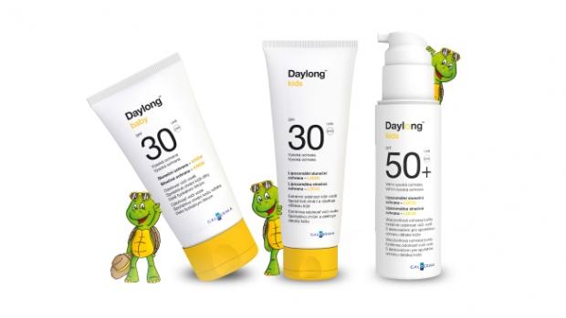 Sluneční ochrana pro dětskou kůži - obrázek