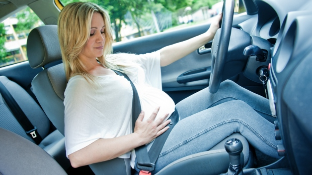 Bezpečnost těhotných žen v silničním provozu - obrázek