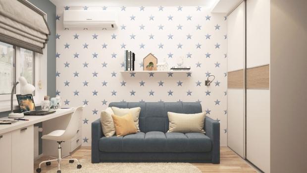 Rozveselte dětský pokoj kobercem - obrázek