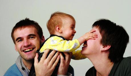 Dítě - psychomotorický vývoj - obrázek