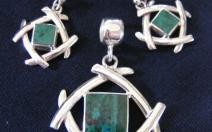 Indiánské šperky z Peru - obrázek