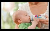 Společnost Hipp představuje novou generaci mléčné kojenecké výživy - obrázek