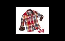 Podzimní dětská móda u H&M  - obrázek