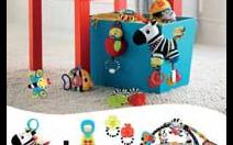 Soutěž o hračky z kolekce Start Your SensesTM od BrightStartsTM - obrázek