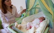 Soutěž o tři pronájmy zdarma novorozenecké postýlky MiMi - obrázek