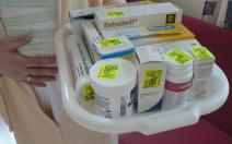 Kojení a léky - obrázek