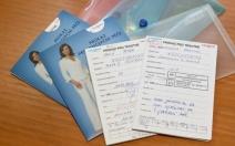 Zkratky a odborné termíny používané v Průkazu těhotných  - obrázek