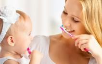 Hygiena dutiny ústní u dětí