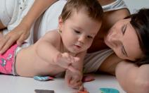 Psychomotorický vývoj dítěte - obrázek