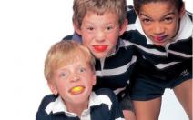Úrazy zubů u dětí