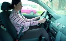 Cestování těhotné ženy v automobilu - mýty a pověry - obrázek