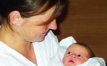 Péče o novorozence bezprostředně po porodu - obrázek
