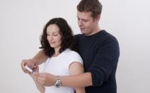 Průkaz těhotenství - obrázek
