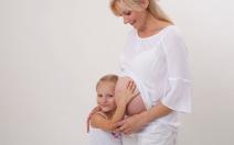 7. měsíc těhotenství - žena - obrázek