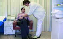 Příjem v porodnici - obrázek
