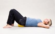 Cvičení v šestinedělí - obrázek